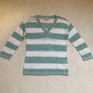 Jones New York Sport - 3/4 Length Shirt - Size XS